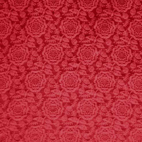Tudor Rose Fabric