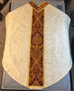 White Chasuble Back 11-13-15